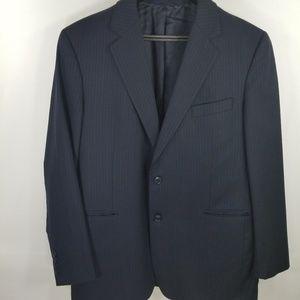 Brooks brothers Madison 1818 suit jacket pinstripe